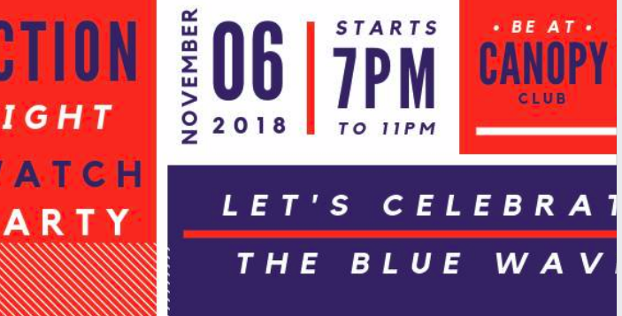 Join The Peopleu0027s Agenda at the Canopy Club on Tuesday November 6 700 pm u2013 1100 pm to watch the election results ...  sc 1 st  Ch&aign Urbana Progressives & Election Night Watch Party at the Canopy Club u2013 CUP (Champaign ...