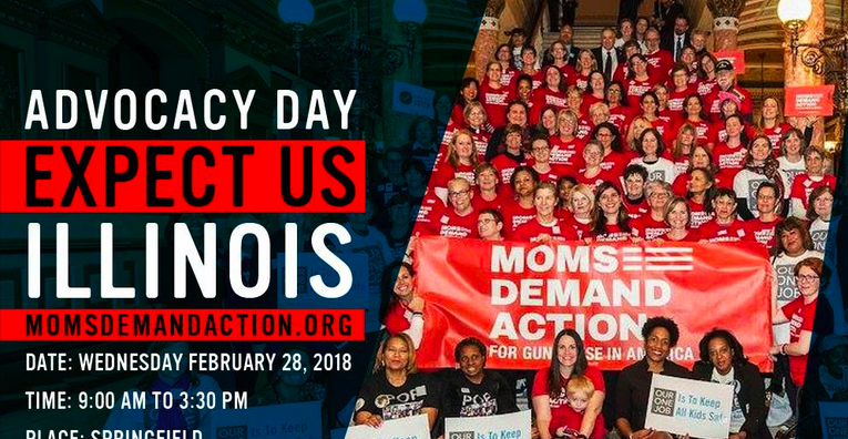 Moms Demand Action: Springfield Advocacy Day