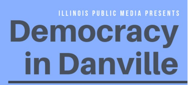 Democracy in Danville: Dinner and Conversation