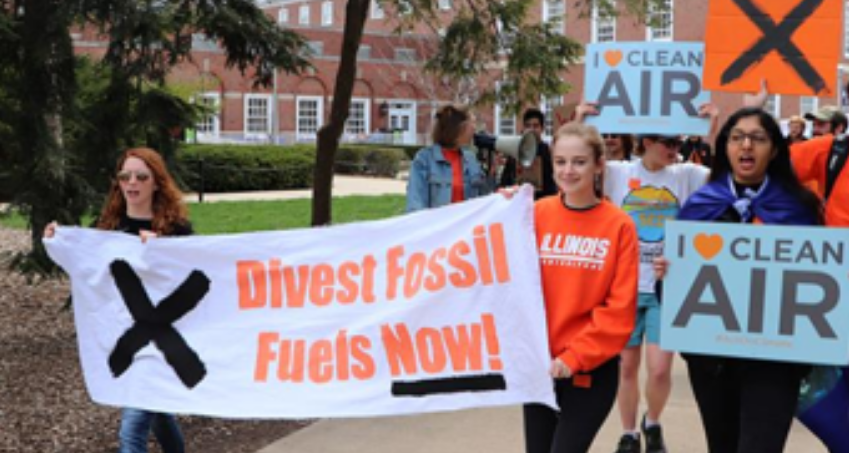 Fossil Free UIUC: Think Globally, Act Locally
